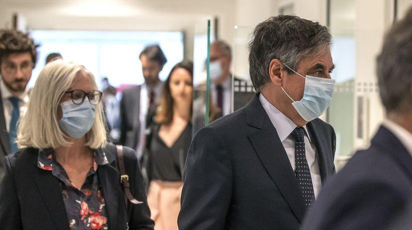 Francúzsko expremiér Fillon súd sprenevera verdikt