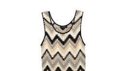 Pletené šaty Desigual, predávajú sa za 129,95 eura.