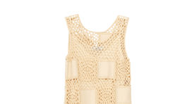 Pletené šaty Desigual, predávajú sa za 159,95 eura.