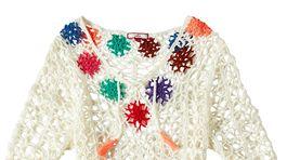 Pletené šaty Joe Browns, predávajú sa za 71 eur.