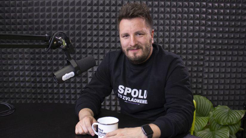 Marek Madro, psychológ, IPčko