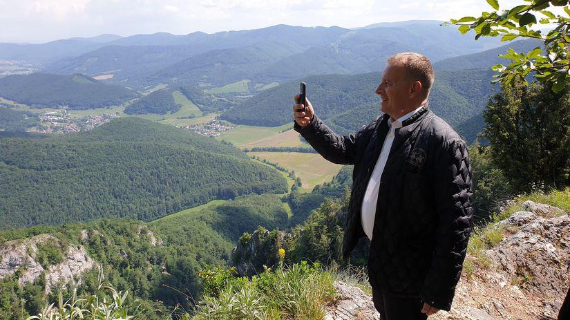 Boris Kollár / Muránska planina / Zonácia /