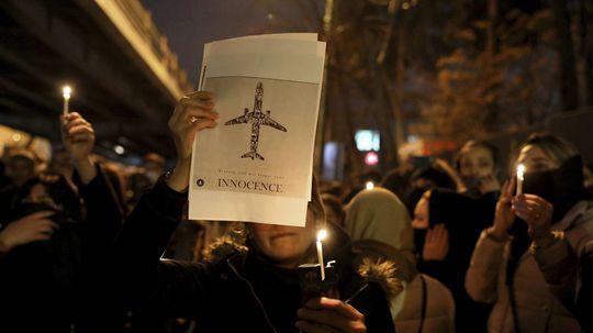 Irán odškodní rodiny obetí zostreleného ukrajinského lietadla