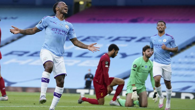 Liverpool, Manchester City, Raheem Sterling