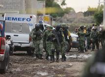 mexiko útok garda
