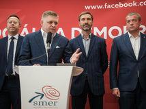 Smer /  Ladislav Kamenický / Robert Fico / Juraj Blanár / Jaroslav Baška /
