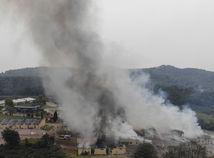 Turecko továreň pyrotechnika zranení