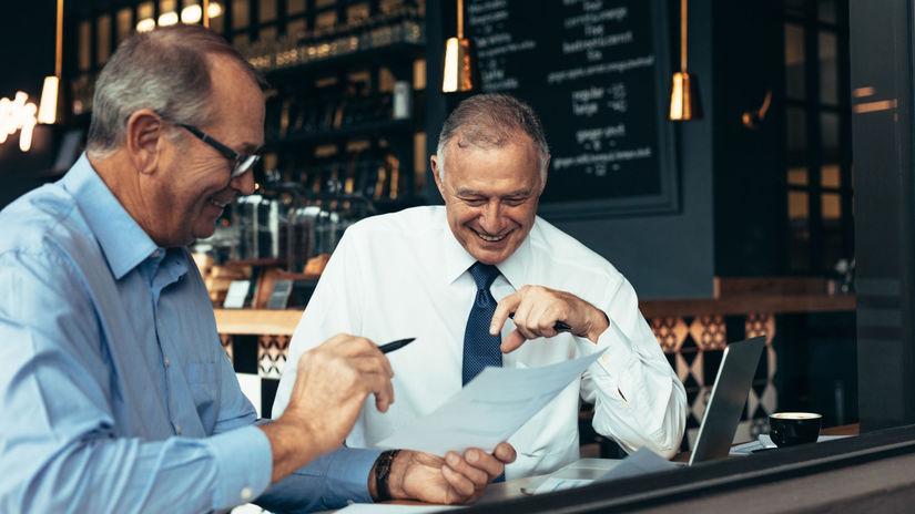 podnikanie, rozhovor, dohoda, úsmev, radosť,...