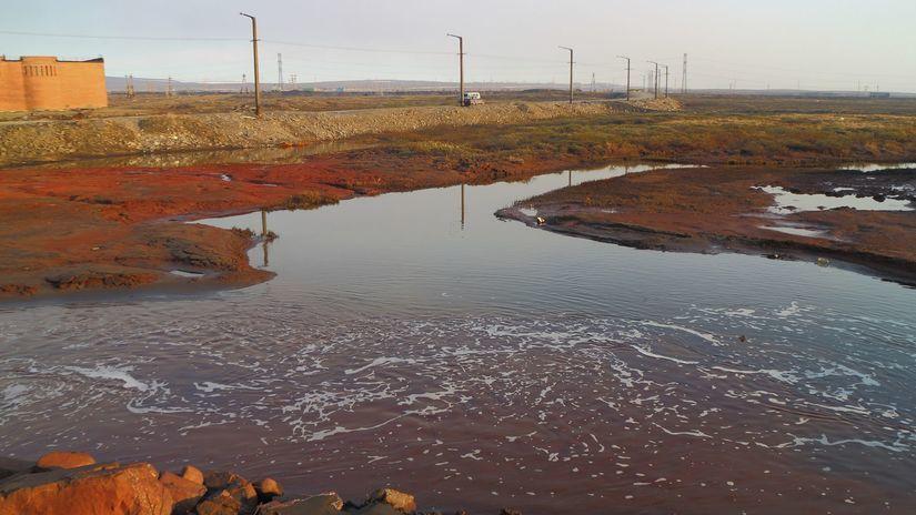 Rusko Noriľsk havária ekologická obvinenie ropa