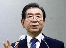Pak Won-sun kórea starosta soul