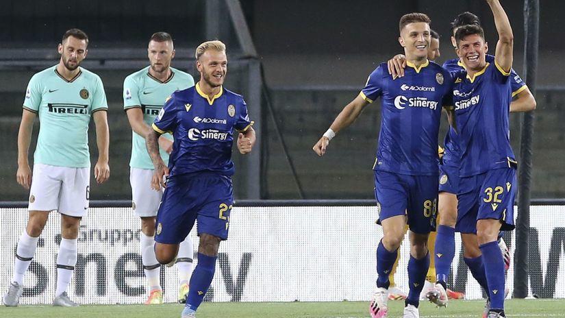 Hellas Verona, Milan Škriniar