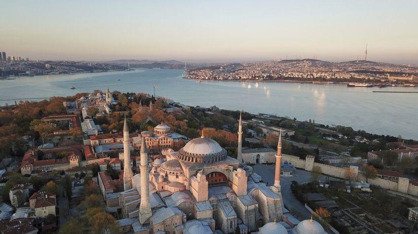 Turkey Hagia Sofia