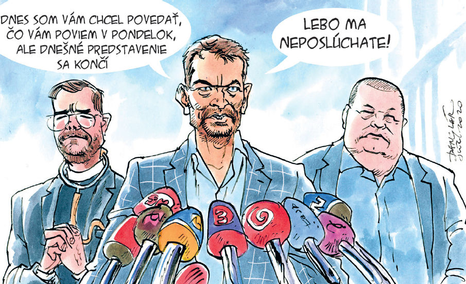 Karikatúra 11.07.2020