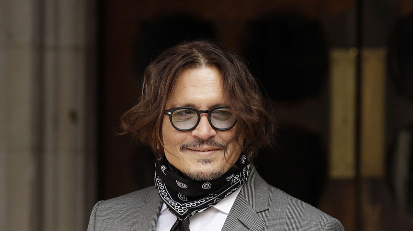 Britain Johnny Depp