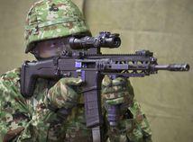 Japonsko / Vojak / Armáda / Zbraň /