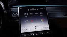 Mercedes-Benz S - 2021 infotainment