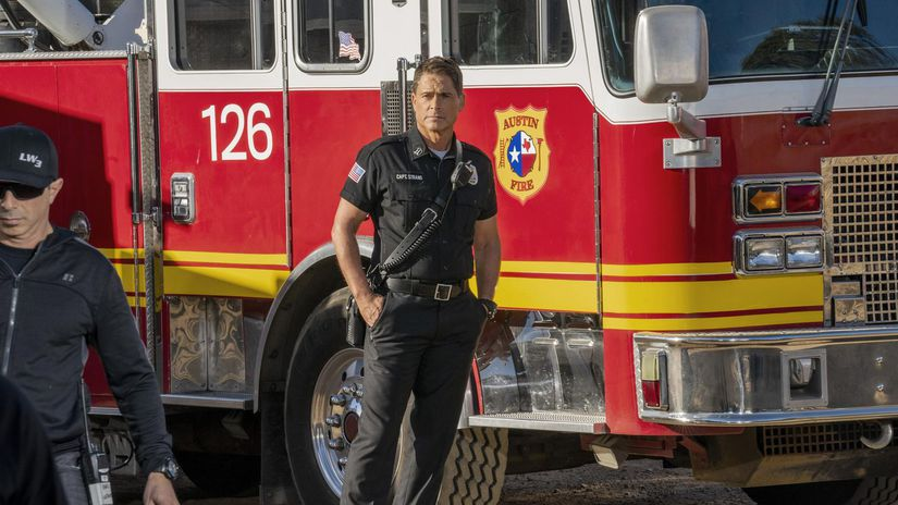 seriál 911 Lone star, lone star, 911,