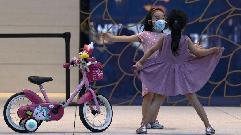 Čína, koronavírus