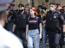 Rusko Safronov obvinenie vlastizrada vznesenie