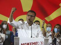 Severné Macedónsko / Zoran Zaev /