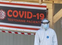 koronavírus, testovanie