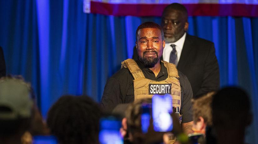 Kanye West so slzami v očiach rozprával o...