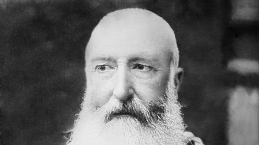 Belgicko, Leopold II., tyran, otroctvo