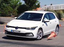 VW Golf - losí test 2020