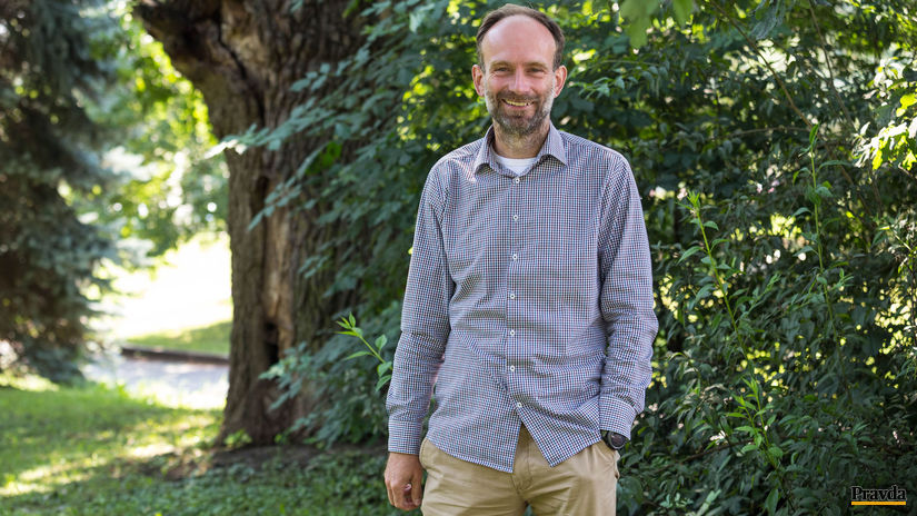 František Máliš, ekológia, ekológ