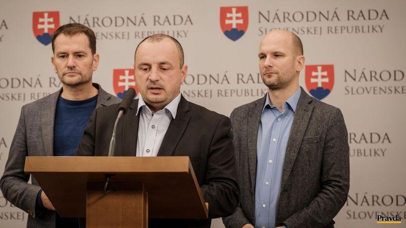 Igor Matovič, Lukáš Kyselica