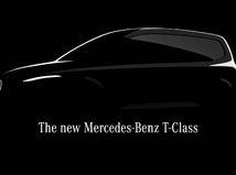 Mercedes-Benz T - silueta 2020