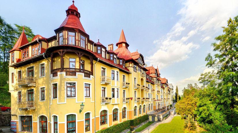 Grandhotel Praha.