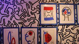 Haring 11 pribeh cervenej a modrejm