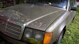 Mercedes-Benz 200D W124 - 1988 štart po 16 rokoch