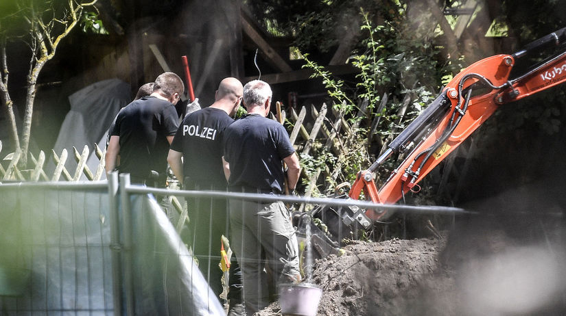 nemecko McCannová pátranie zmiznutie polizei