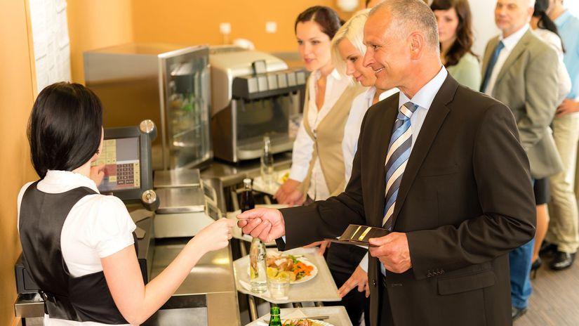 kantína, reštaurácia, jedáleň, stravné lístky,...