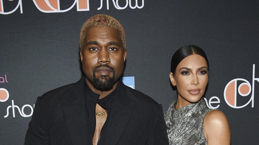 People Kanye Raper Kanye West a jeho manželka...