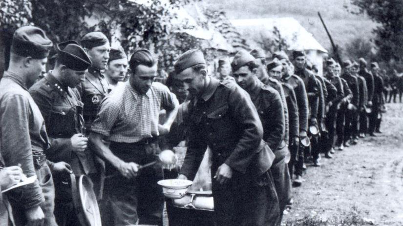 vojaci, Slovenský štát