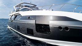 Cristiano Ronaldo, jachta