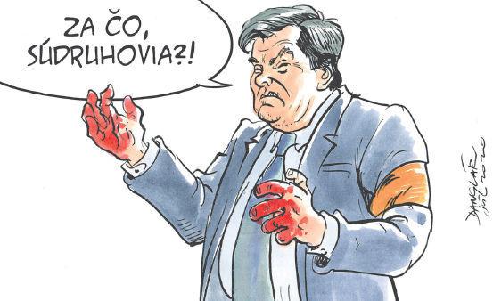 Karikatúra 01.08.2020