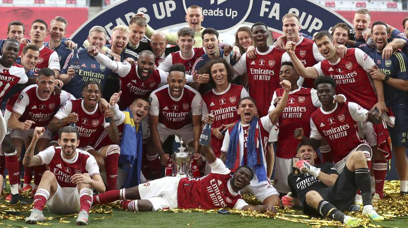 FA Cup, Arsenal