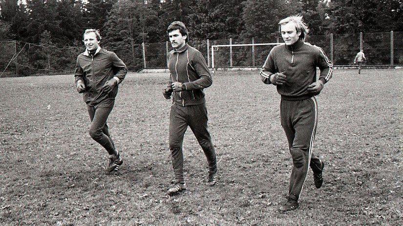 Jaroslav Netolička, Stanislav Seman, Karel...