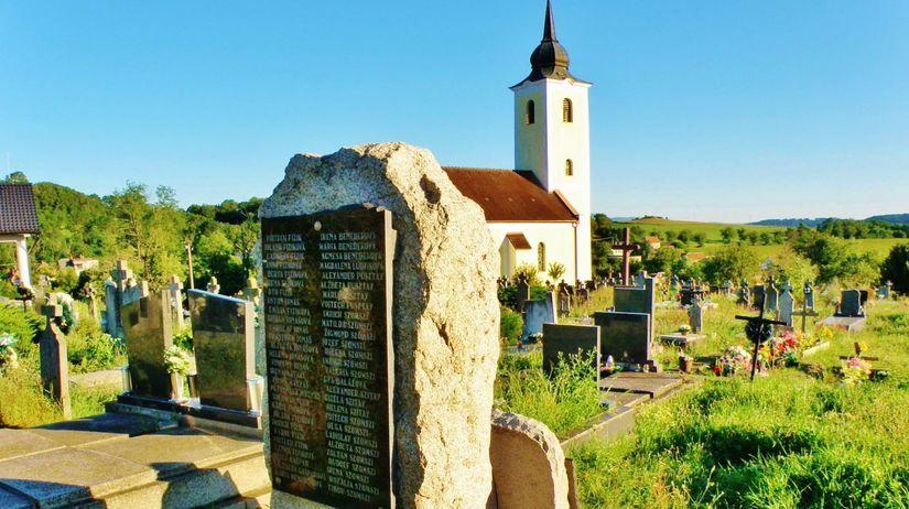 Pomník rómskeho holokaustu na cintoríne v...