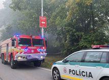 Bratislavskí hasiči zasahovali pri požiari na Rožňavskej ulici