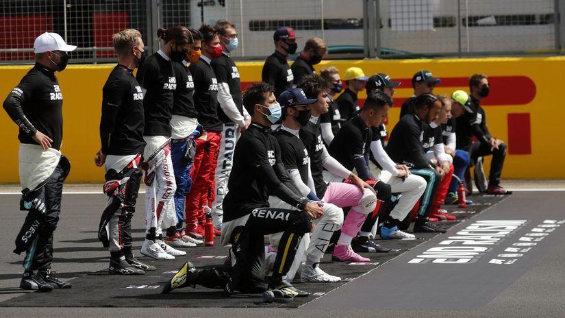 Silverstone, ceremoniál