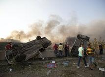 Masívne výbuchy v Bejrúte zabili veľa ľudí, svet ponúka pomoc
