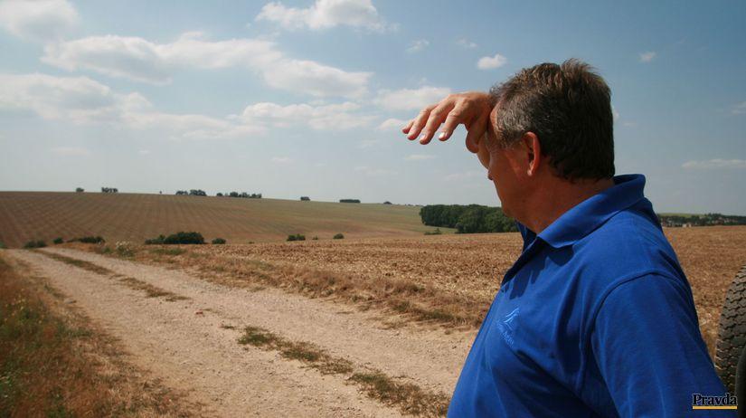 poľnohospodár, pole