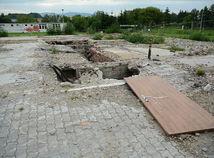 Prešov, výbuch plynu, panelák