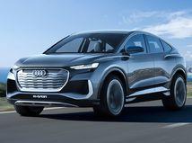 Audi Q4 Sportback e-tron Concept - 2020