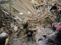 Výbuchy v Bejrúte usmrtili najmenej 113 ľudí, pomoc ponúklo aj Slovensko